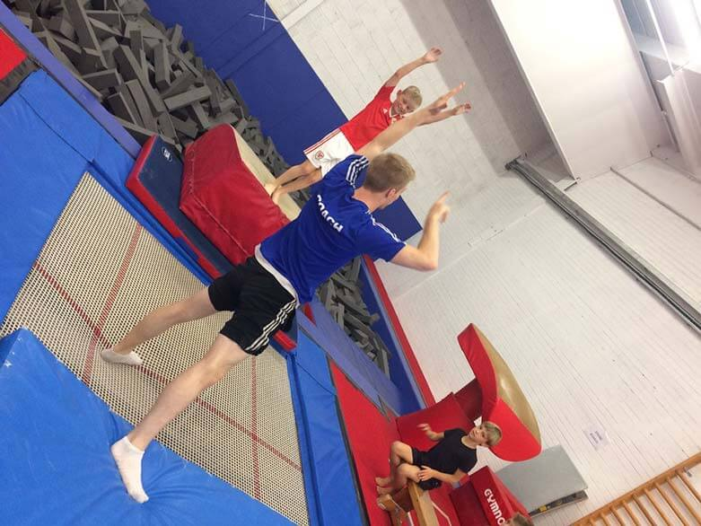 General Gymnastics